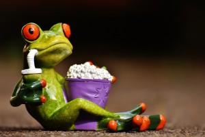 Aprender inglés viendo series o películas
